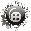 Free Video movie track icon